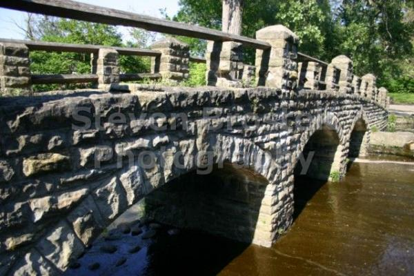 Garfield Park Bridge 6